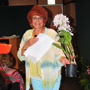 Carol Siegel Las Vegas Orchid Society